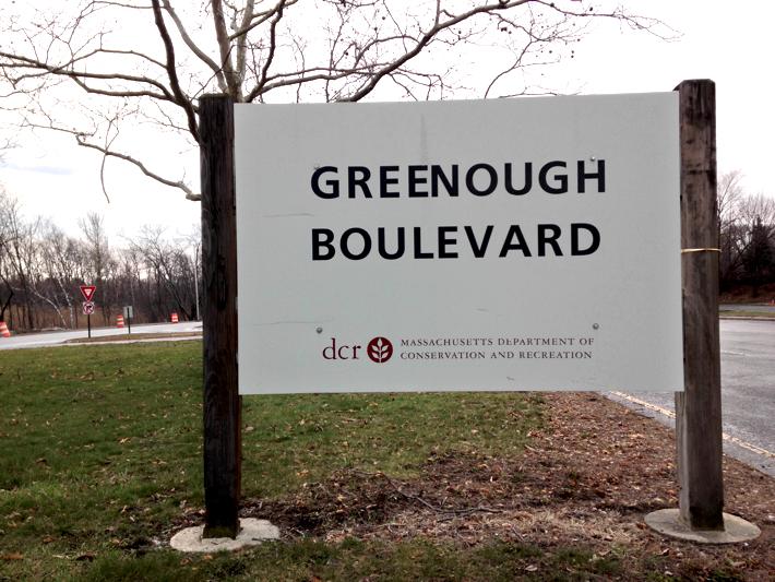 Greenough Boulevard