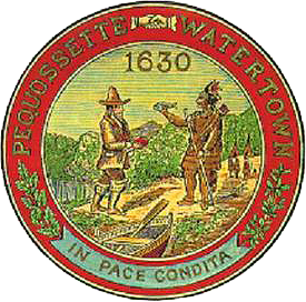Town of Watertown Seal